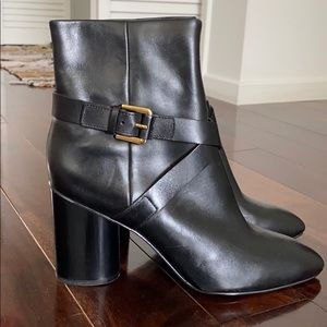 Brand new Nine West leather boots